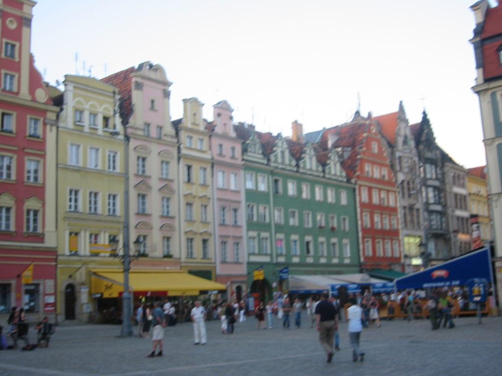 Altstadt, Starówka