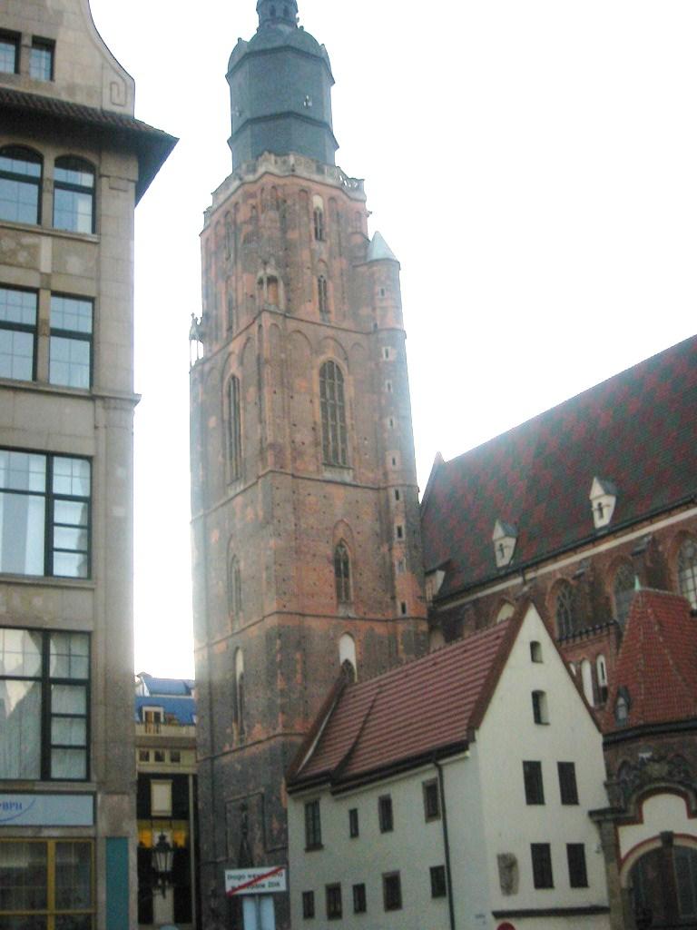 Garnisonkirche St. Elisabeth zu Breslau, Kościół św. Elzbiety