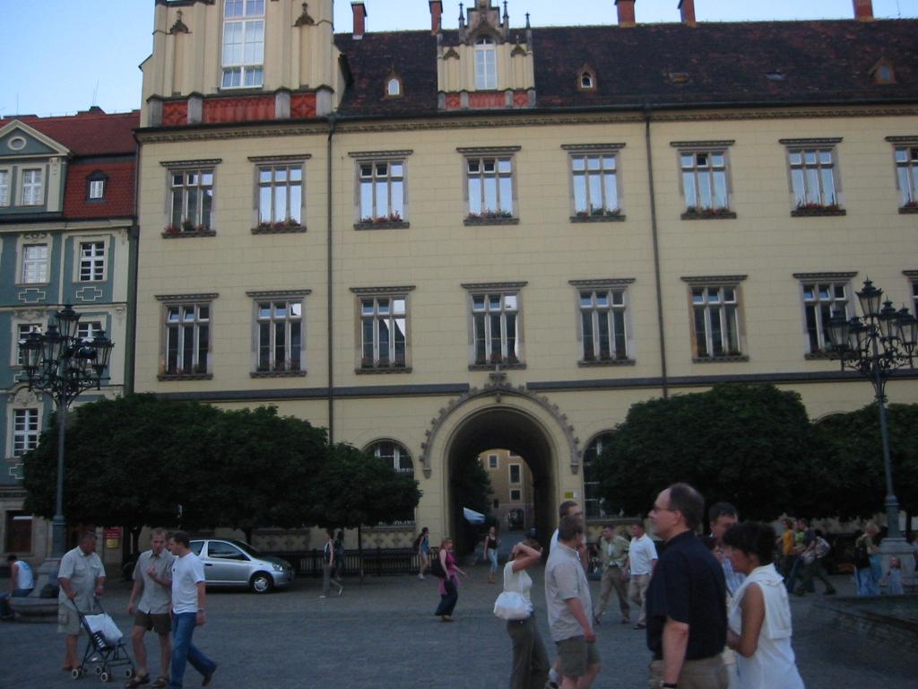 Marktplatz, Rynek