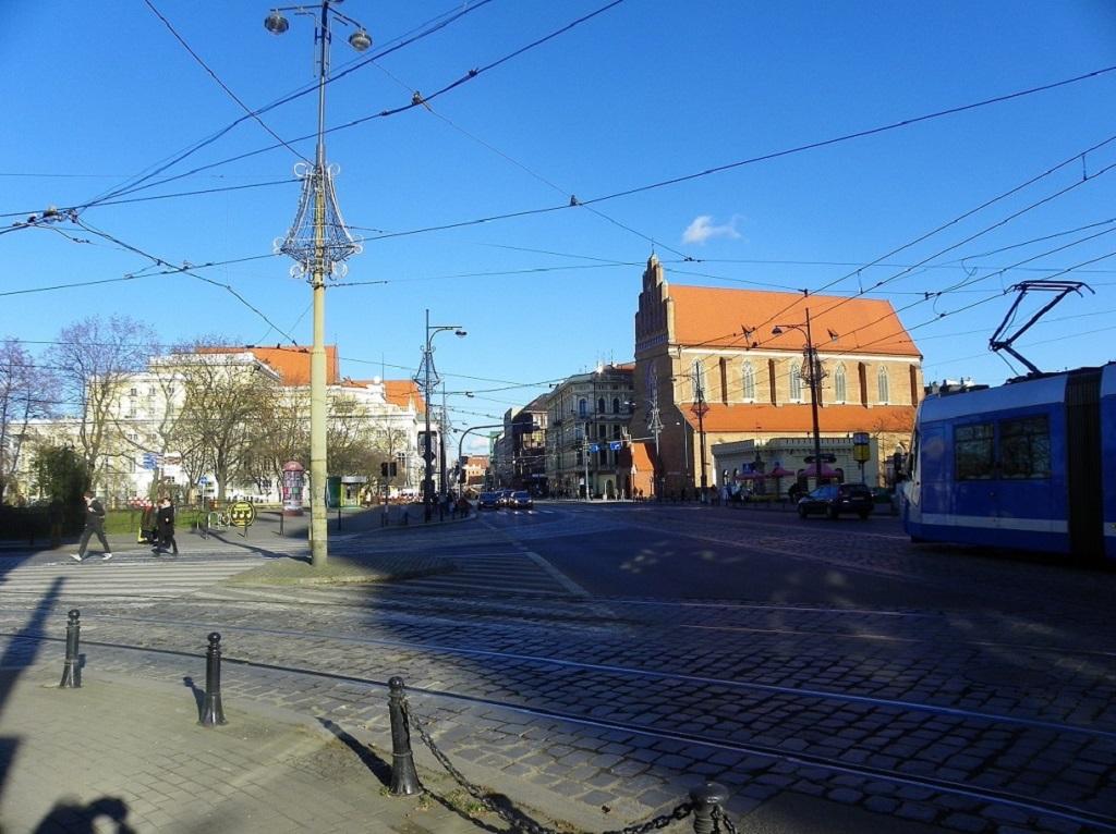 Schweidnitzer Straße ulica Świdnicka