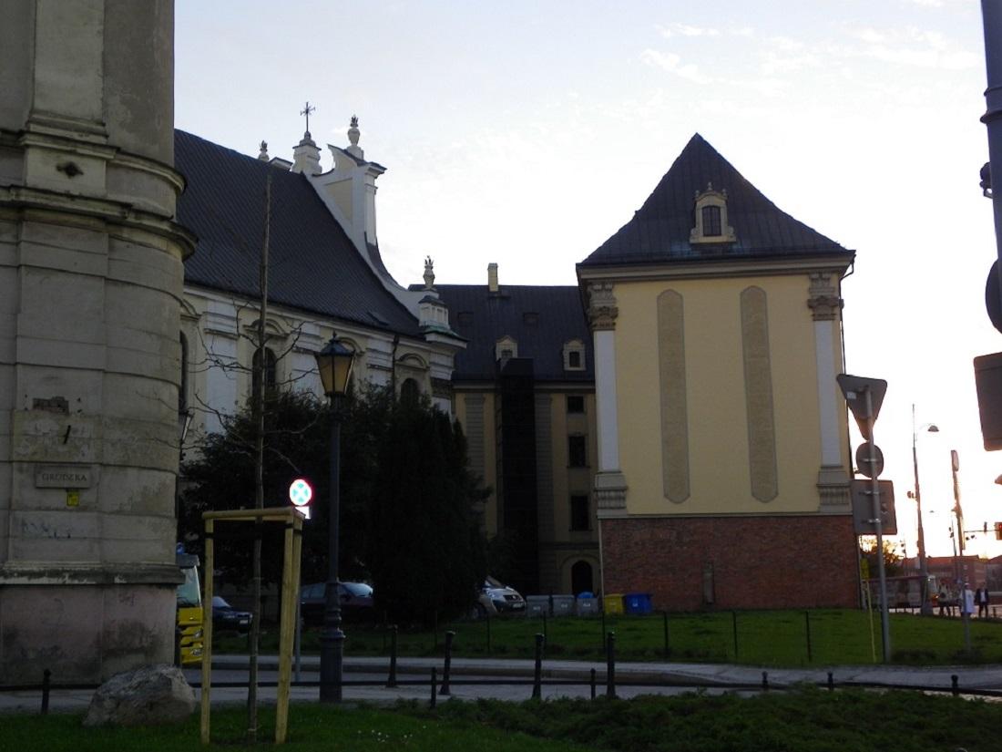 Grodzka Straße Ul. Grodzka