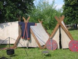 Lager der Krieger