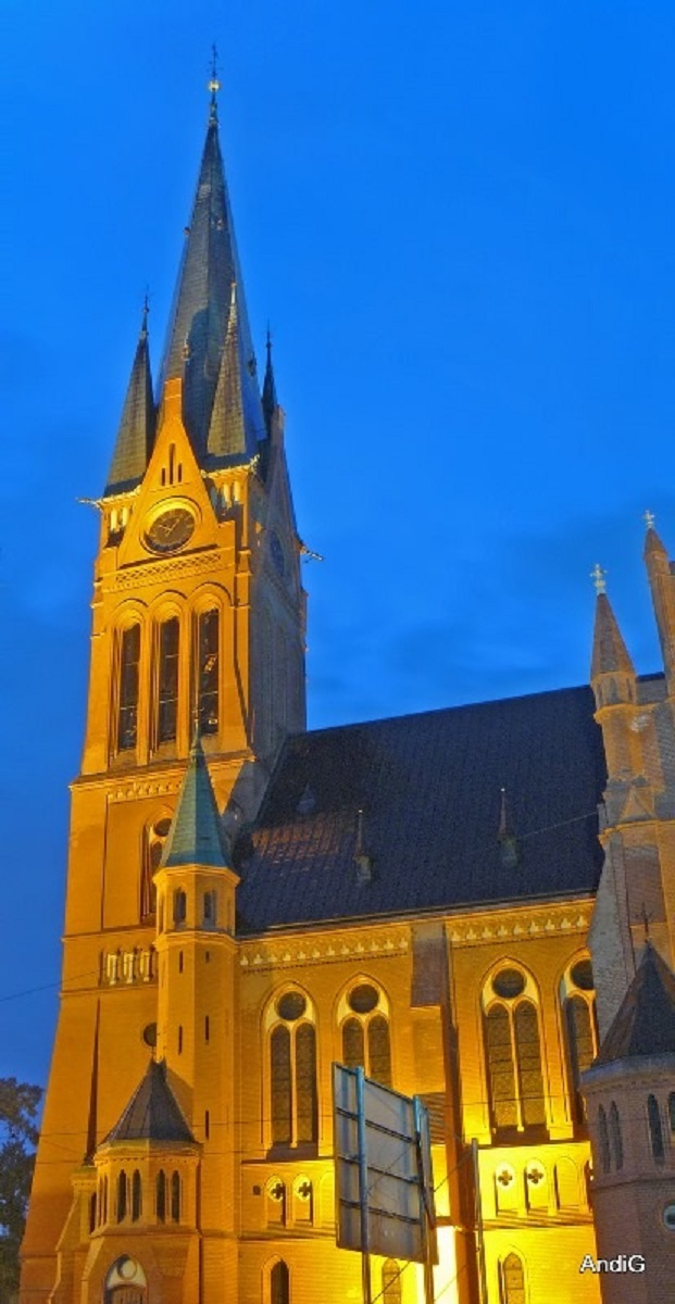 Garnisonkirche, Kościół św. Katarzyny