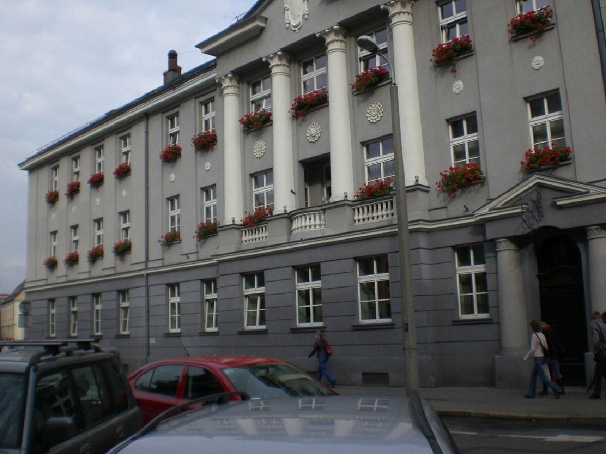 Gmach Urzędu Miasta