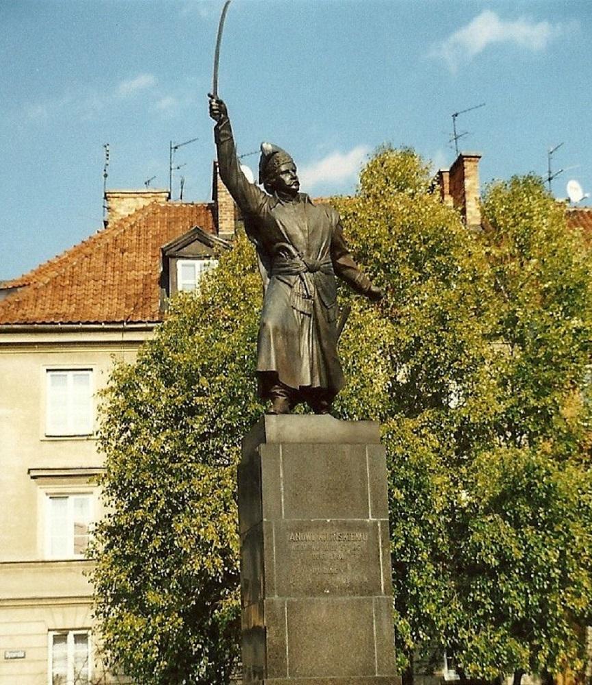 Kiliński Denkmal