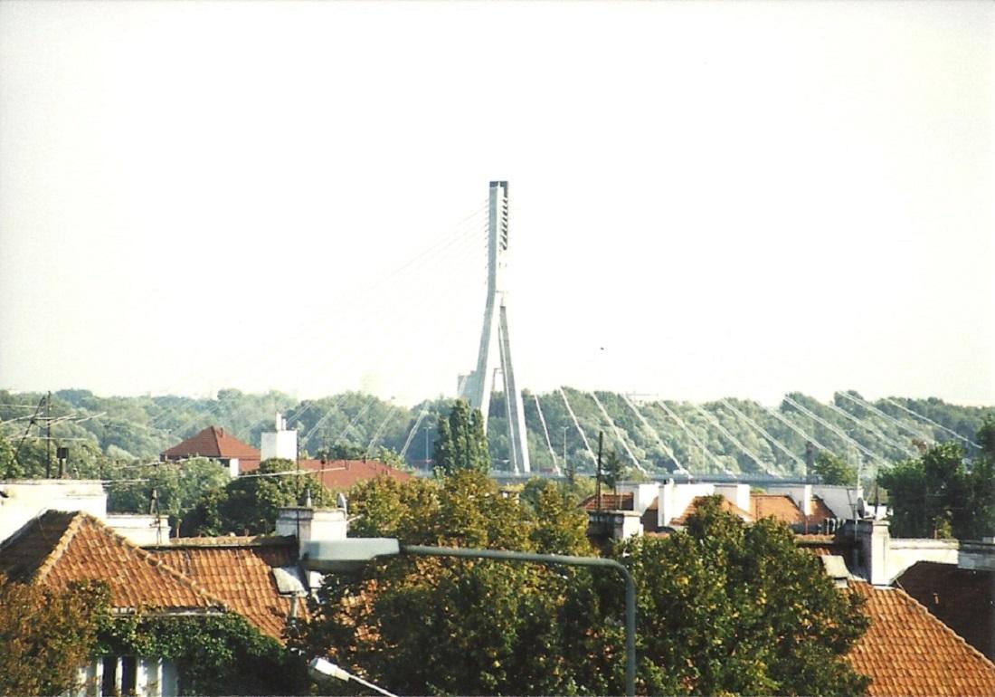 Świętokrzyski Brücke Świętokrzyski