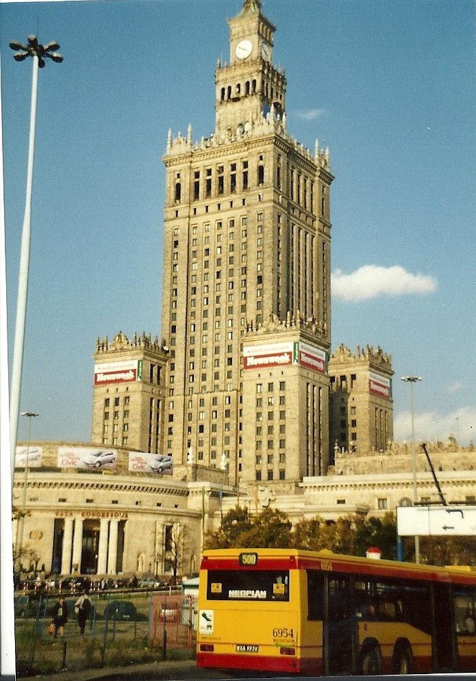 Kulturpalast Pałac Kultury