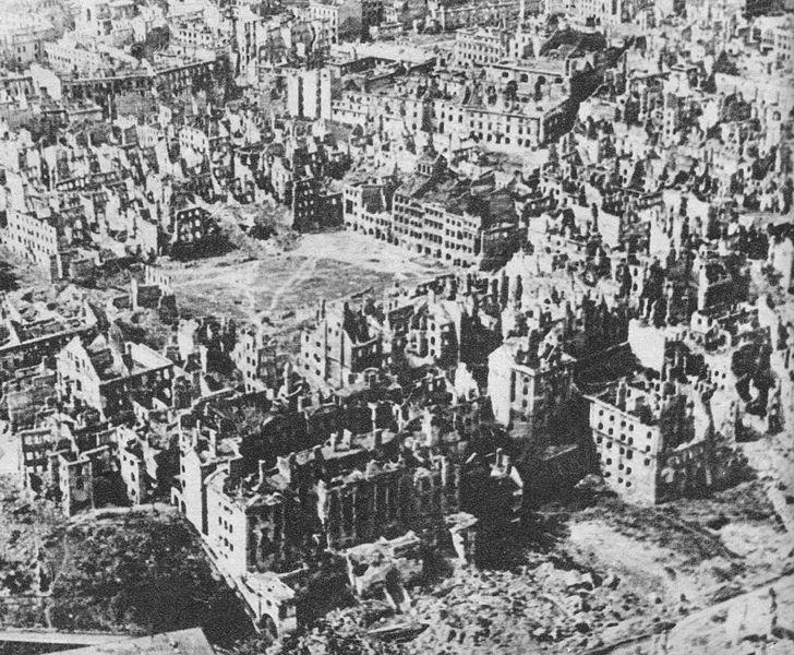 Warszawa, 1945