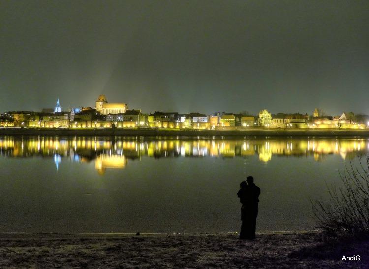 Altstadt Nachts, Starowka noca