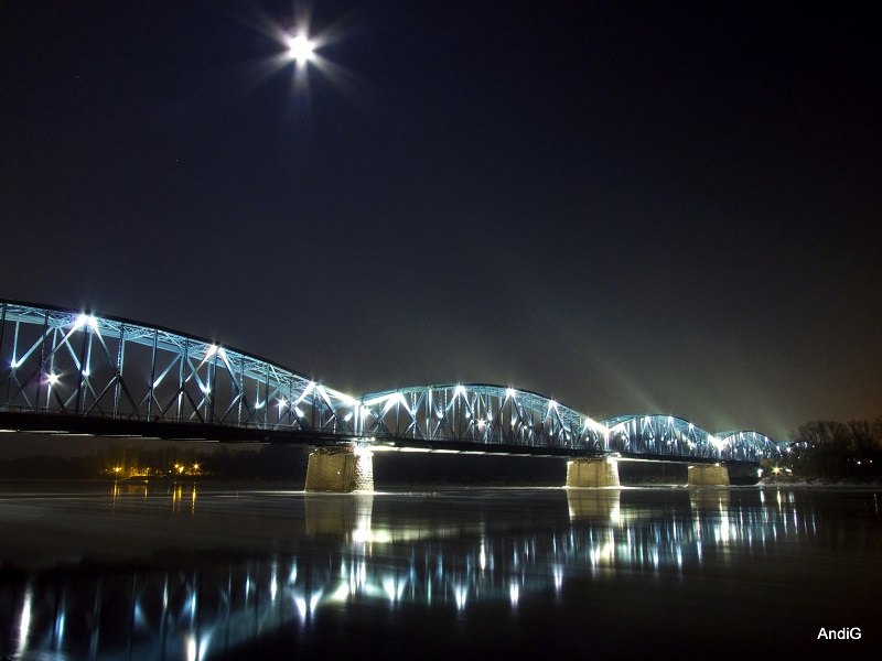Pilsudski Brücke, Most Pilsudskiego