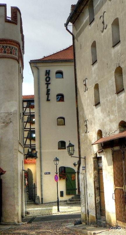 Historische Häuser, zabytkowe kamienice