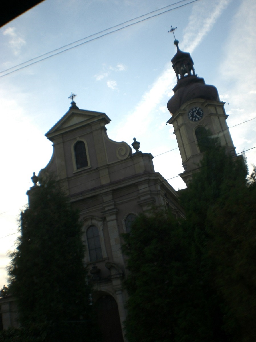 Kościół pw. Najśw. Serca Pana Jezusa