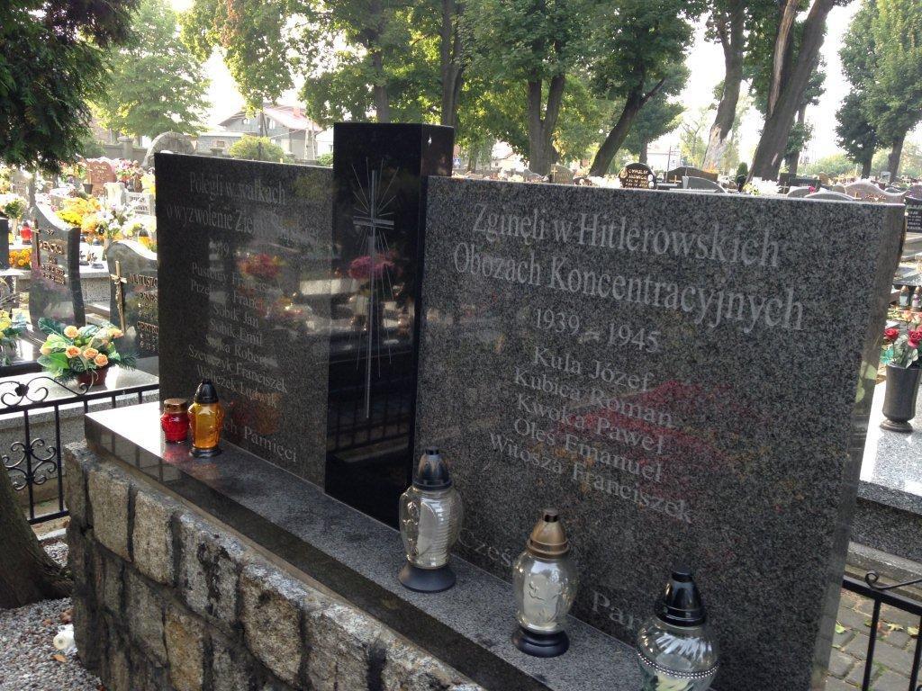 Powstańców Śląskich i Ofiar Auschwitz