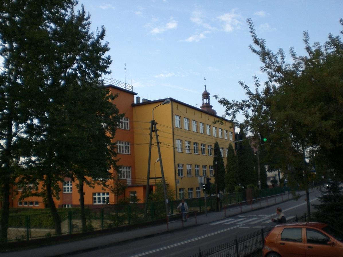 dawna Szkoła Podstawowa nr. 1, Boguszowice